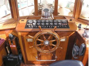 Apparently this is an actual wheelhouse and has nothing to do with cycling